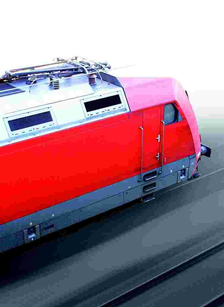 Produkte für die Eisenbahn